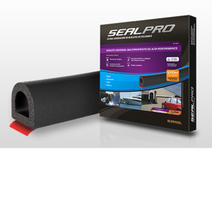 Burlete SealPro® Universal  Multipropósito de Alta Performance