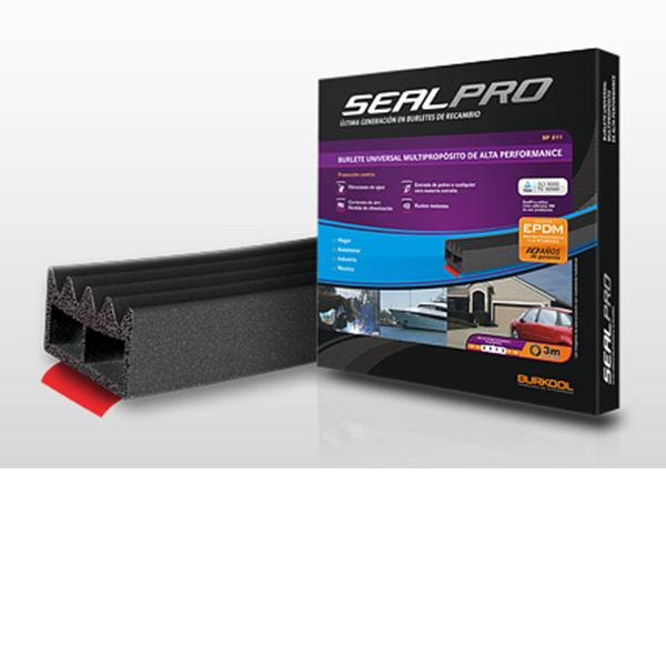 Burlete SealPro® Universal  Multipropósito de Alta Performance